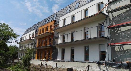 Zielone Tarasy - budowa5